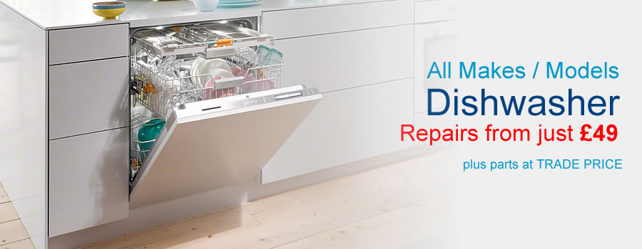 dishwasher repairs in maldon essex